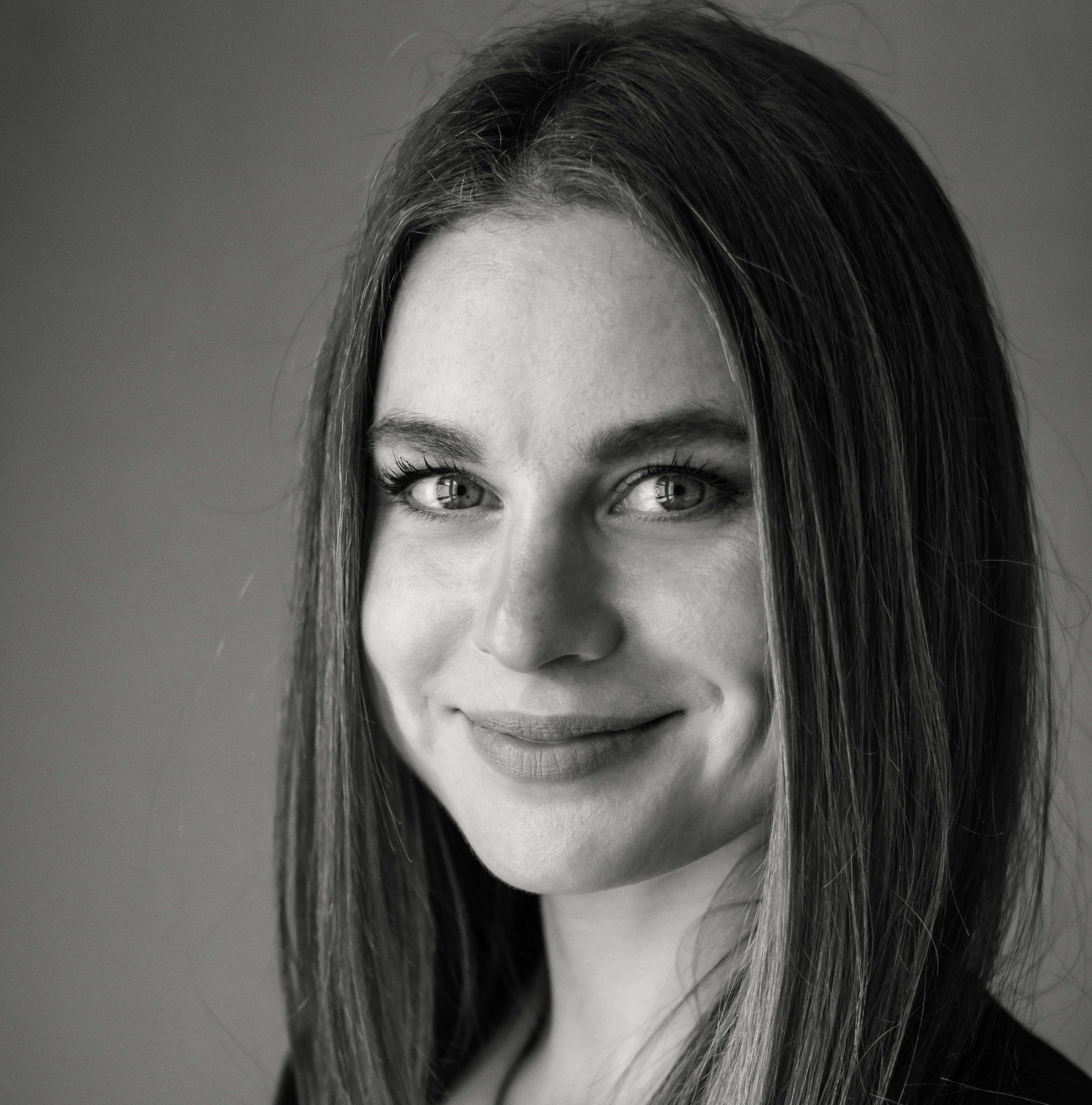 Oksana Dmytrenko, Recruiterin IT-Services