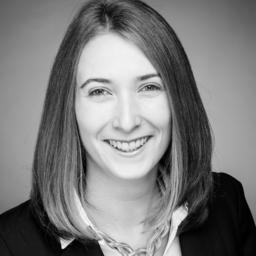 Nadine Schütte, Recruiterin Accounting
