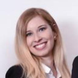 Caroline Jentscheck, Senior Recruiterin Accounting